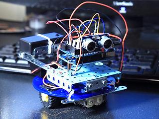 Microcontrolador Arduino - Clique para saber mais