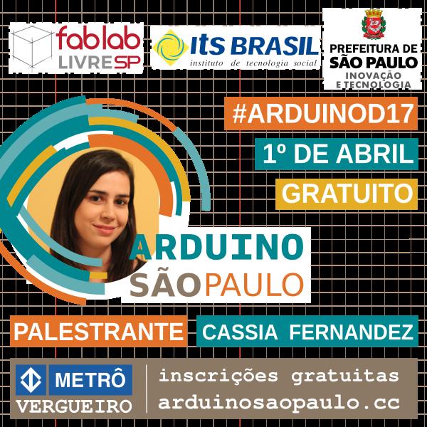 MultiSCHOOL no Arduino Day São Paulo 2017