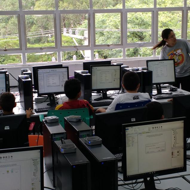 Oficina de Férias MultiSchool