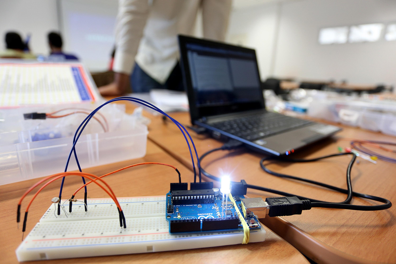 Curso de Arduino - MultiSCHOOL