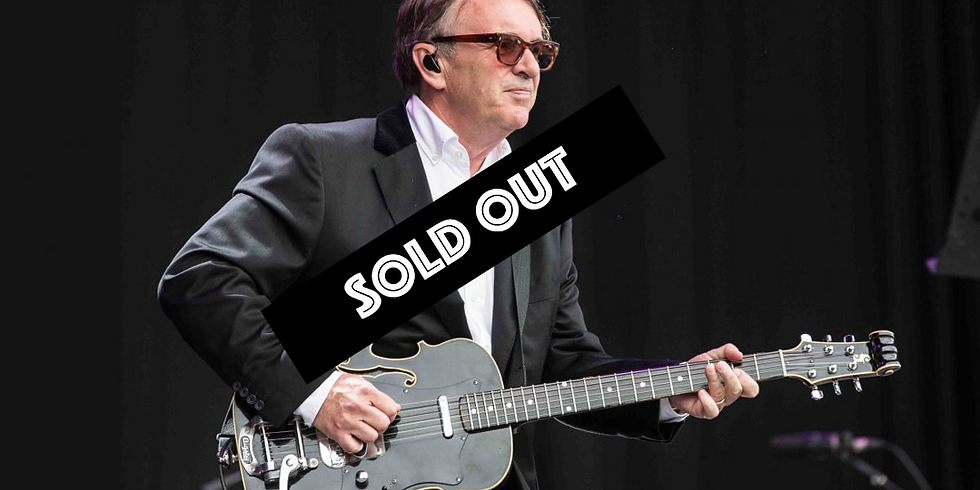 July 1 - Chris Difford & Marie White - Hilltop Sessions Launch