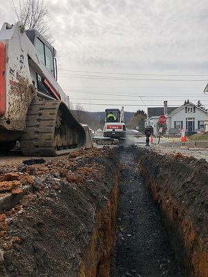 excavation services lehigh valley