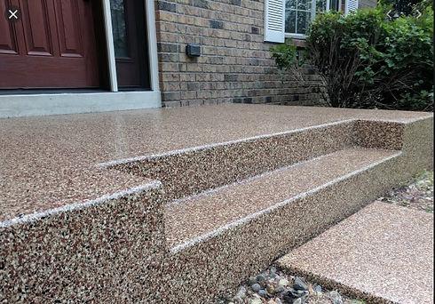 concrete coating service lehigh valley