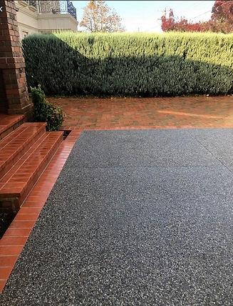 concrete exposure service