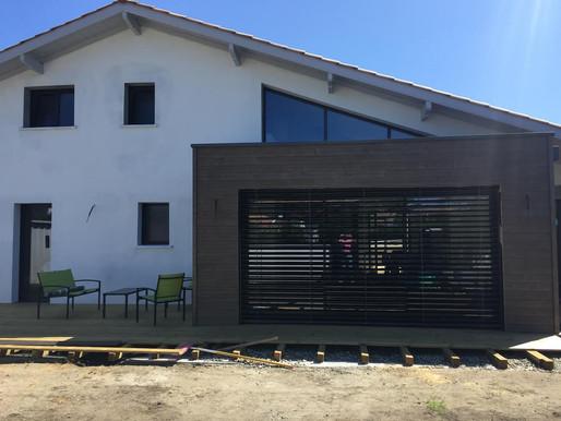 Rénovation complète d'une Maison sur Anglet