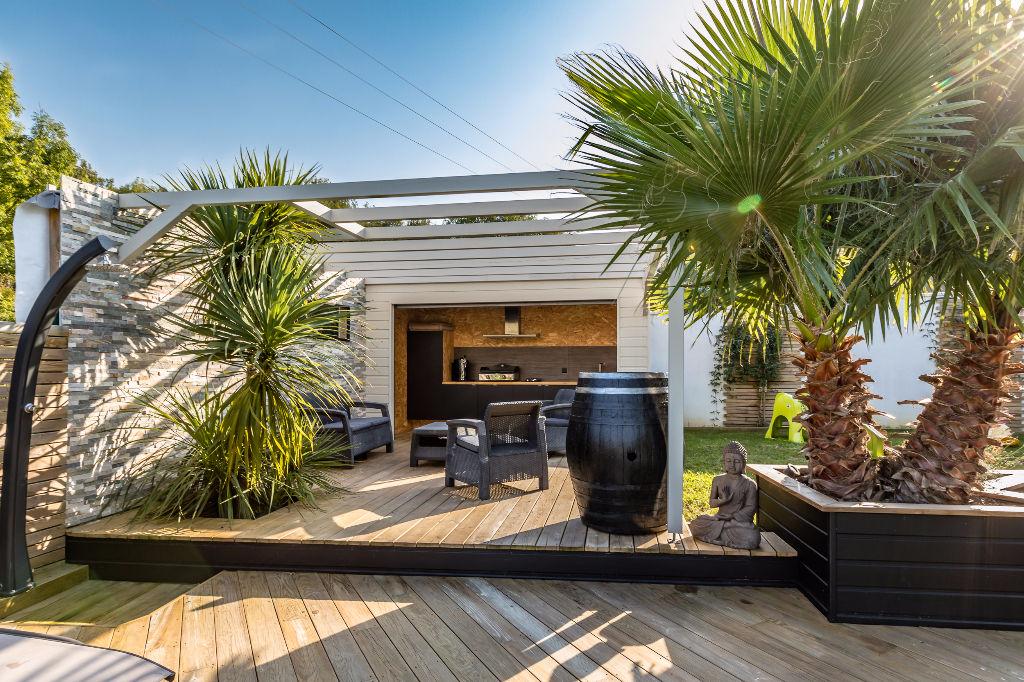 Terrasse, Jardinière