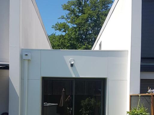 Extension d'une villa sur Bayonne