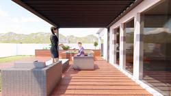 Conception terrasse