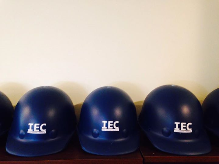 New Hard Hats are in!!!