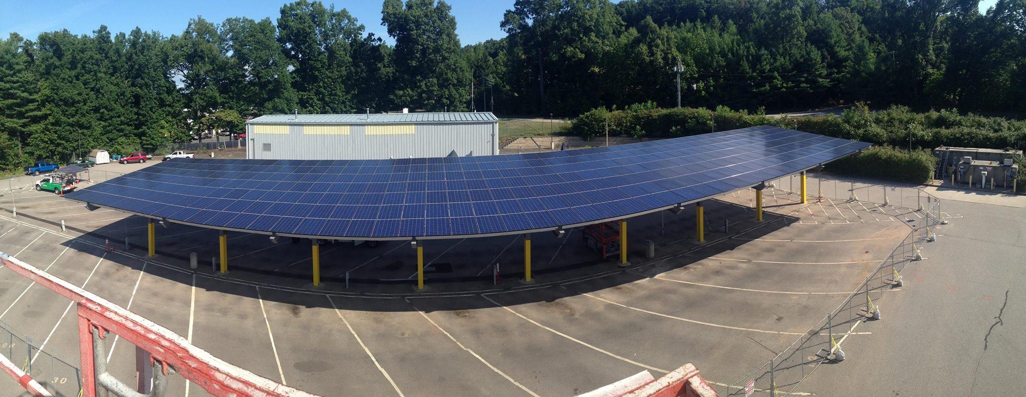 Solar Pannel Installation