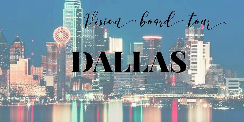 Vision Board Master Class -Dallas