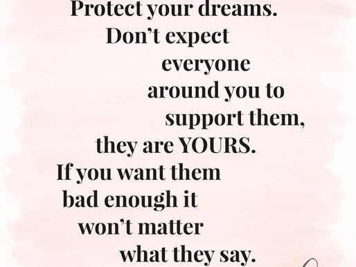 Protect Your Dreams