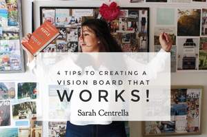 how to make vision board that works