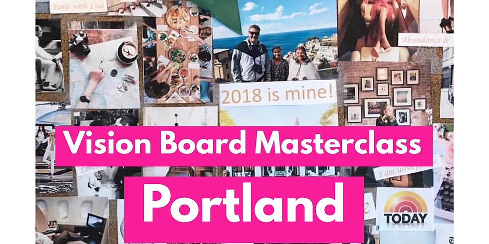Vision Board Master Class -Portland