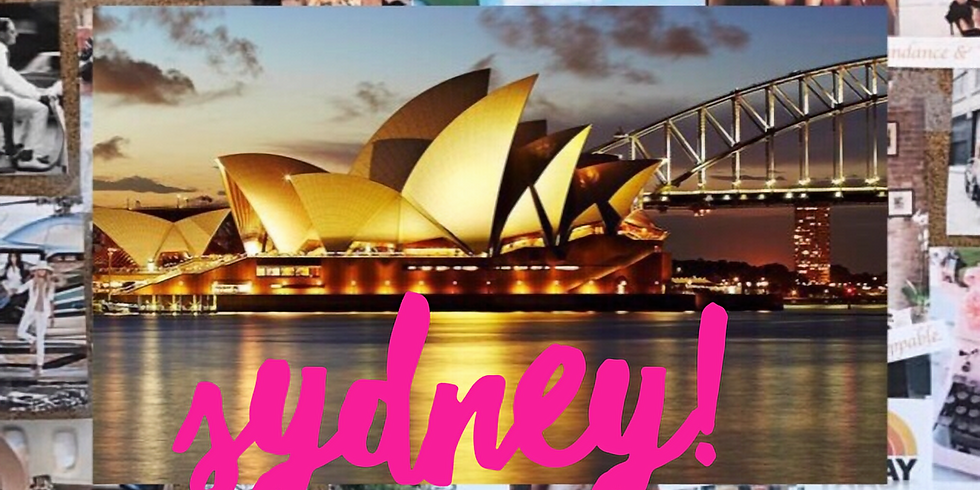 Vision Board Master Class -Sydney Australia