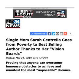 author sarah centrella