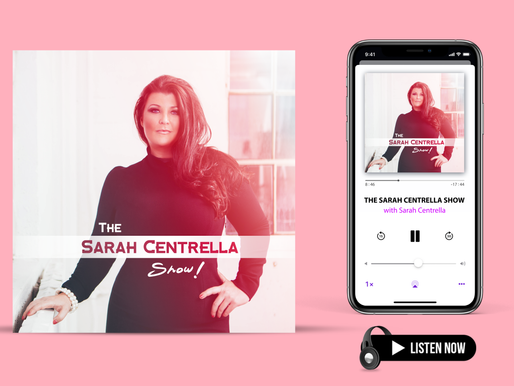 PODCAST: On Parenting with Sarah Centrella Part 1