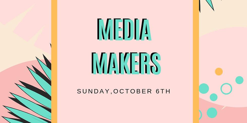 Keynote Speaker: Media Makers