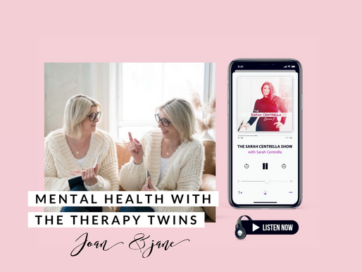 PODCAST: Talkin' Mental Health with the Therapy Twins