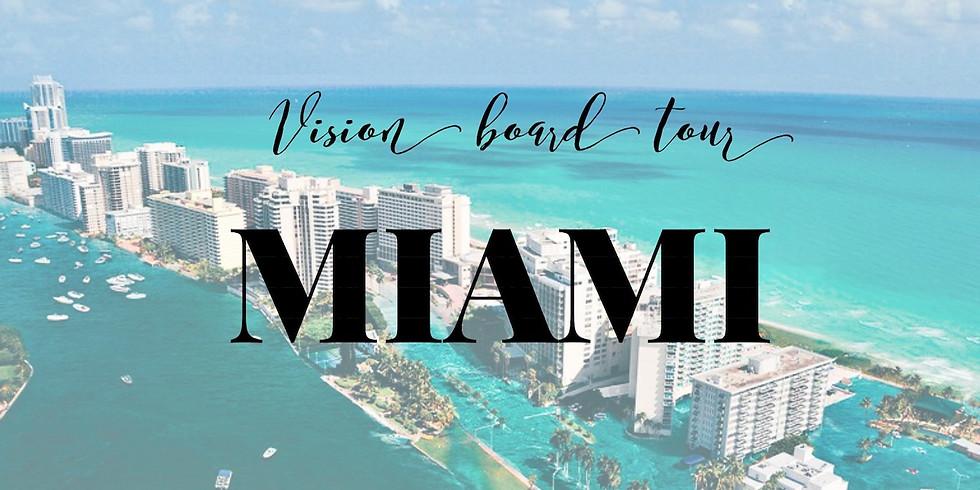 Vision Board Master Class -Miami