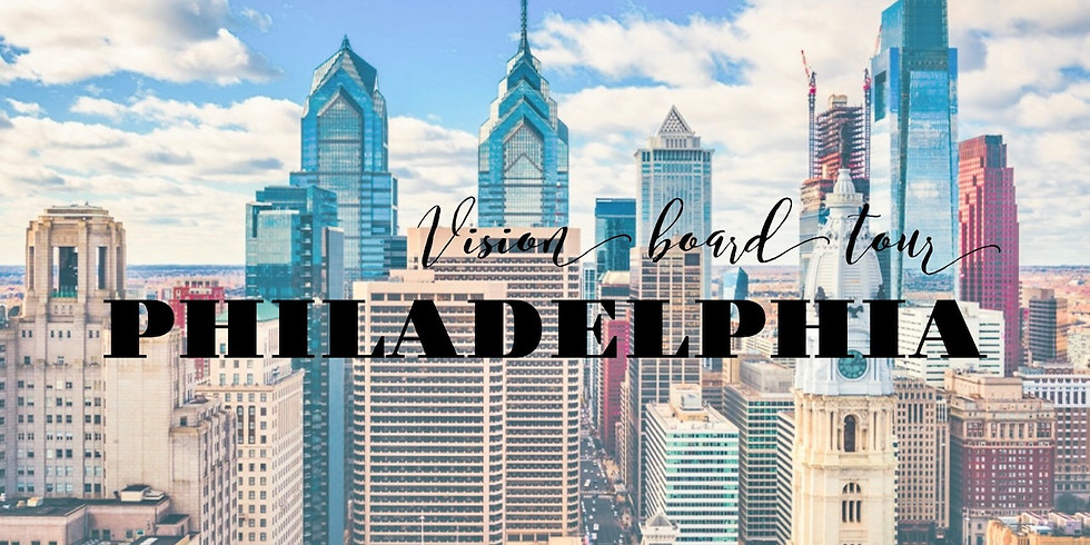 Vision Board Master Class -Philly