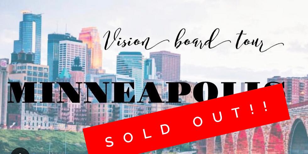 Vision Board Master Class -Minneapolis