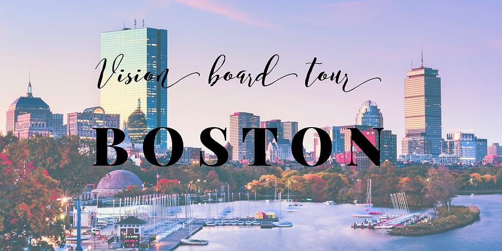 Vision Board Master Class -BOSTON