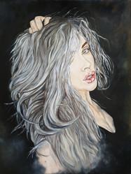 Julia S selfportrait
