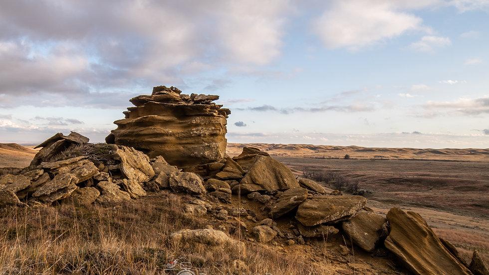 Sandstone II @ Big Sheep Mountain