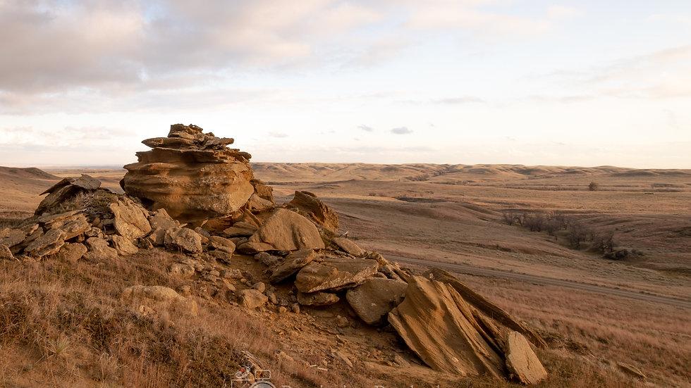 Sandstone I @ Big Sheep Mountain