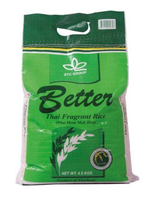 Thai Fragrant Rice 4.5KG