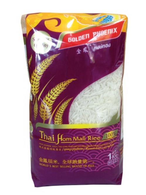 Thai Hom Mali Rice 1KG