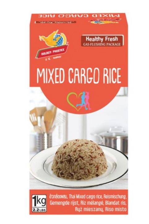 Mixed Cargo Rice