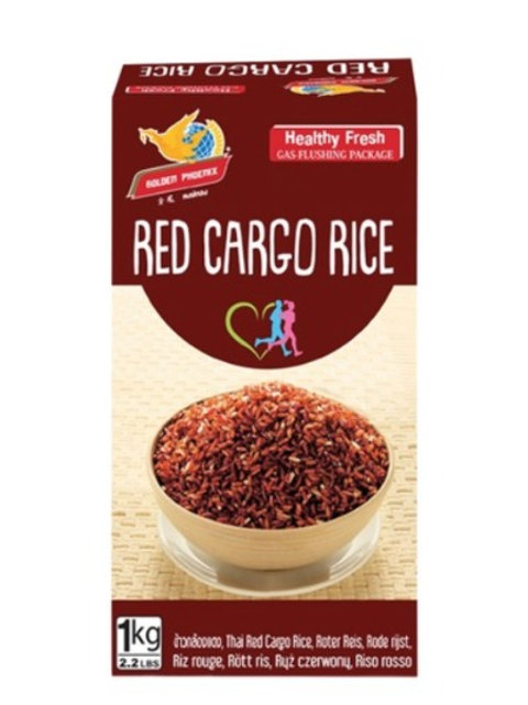 Red Cargo Rice 1KG
