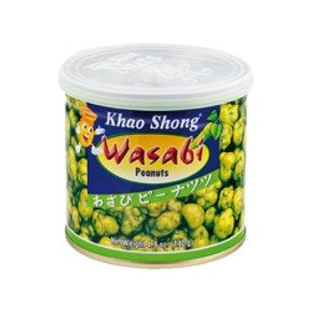 peanut wasabi