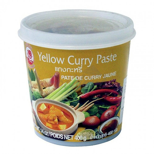 yellow curry 400g