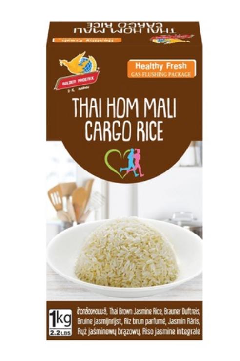 Thai Hom Mali Cargo Rice 1KG