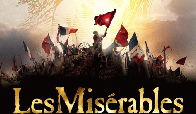 """""""עלובי החיים"""" LES MISERABLES, ספר, מחזמר וגם דף היסטוריה"""