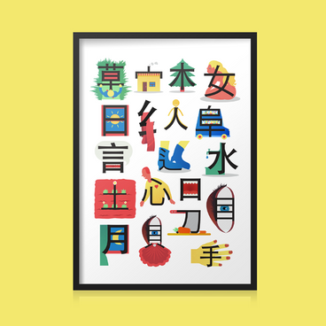 Characters - Learning Chinese
