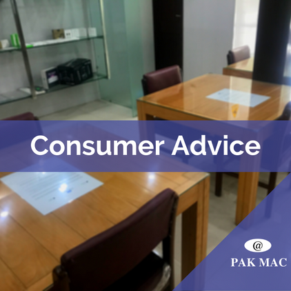 Consumer Advice