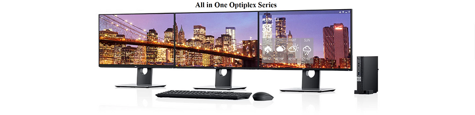 All in One Optiplex Series