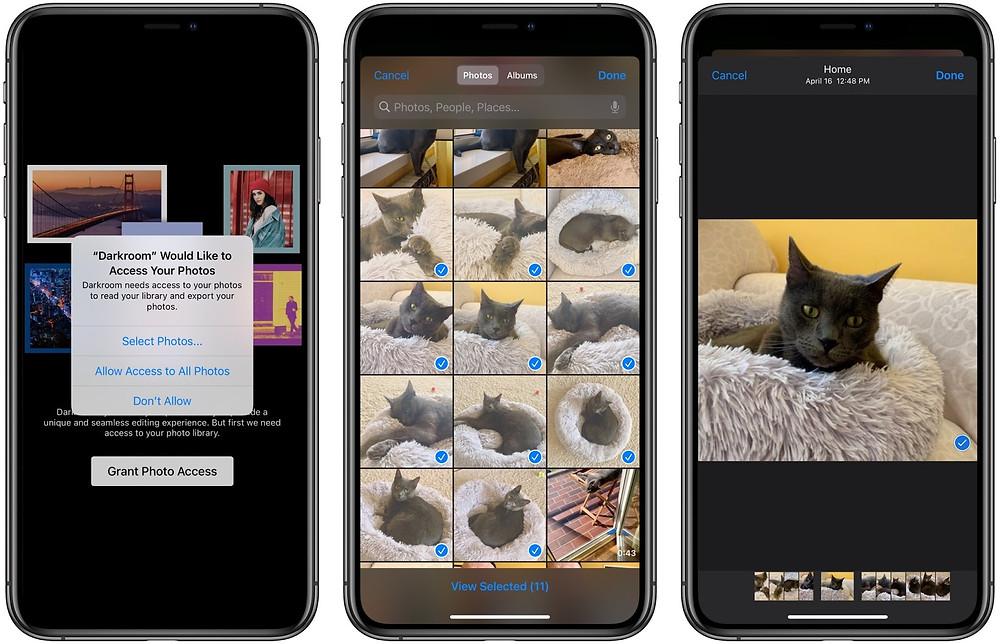 Photo Permissions iOS 14
