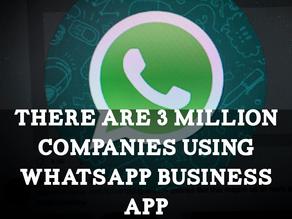 WhatsApp Business Finally On iOS