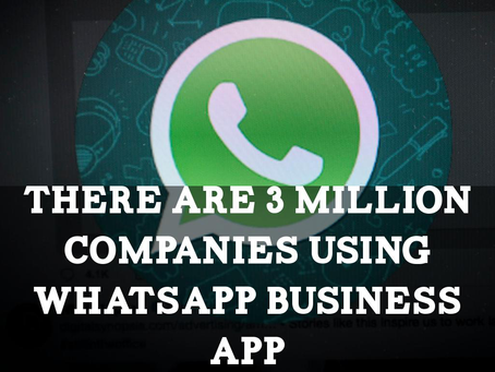 WhatsApp Business Finally On iOS