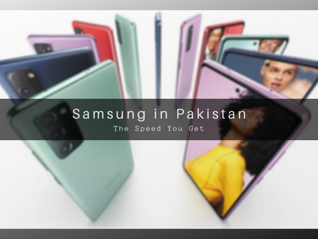 Samsung in Pakistan