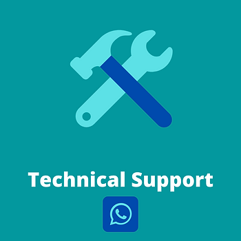 Technical Support WhatsApp