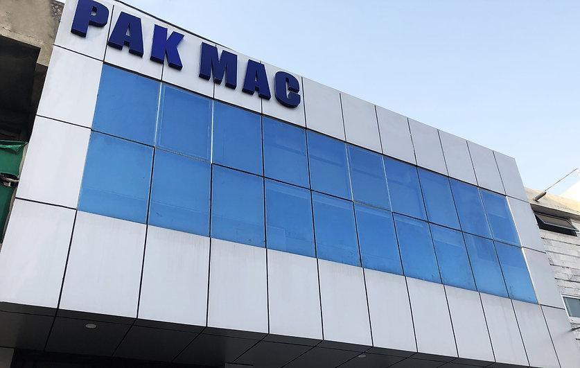PAK MAC Main Office