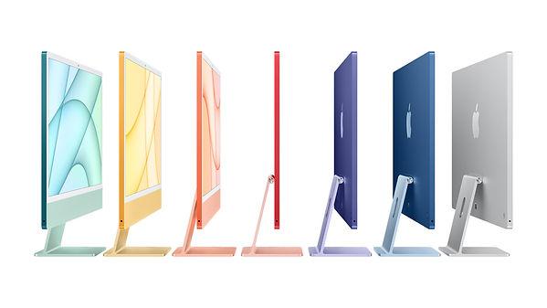 Apple iMac 24-inch M1