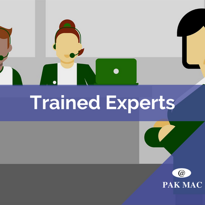 Trained Experts