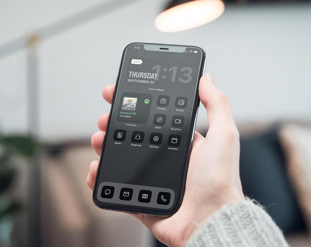 iOS 14 Custom Home Screen